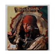 pirates of the caribbean 2 - lyt og læs  - bog+cd