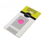 lyxo hårelastikker 10 stk - pink - Hårpleje