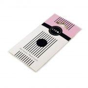 lyxo hårelastikker 10 stk - sort - Smykker Og Accessories