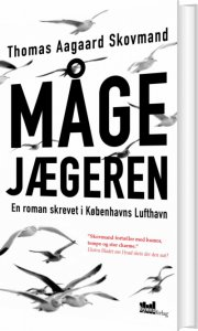 mågejægeren - bog