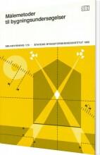 målemetoder til bygningsundersøgelser - bog