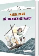 målmanden og havet - bog