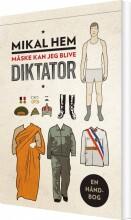 måske kan jeg blive diktator - bog
