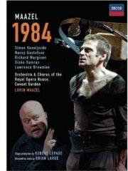 Maazel - 1984 / Keenlyside, Lepage (royal Opera House) - DVD - Film