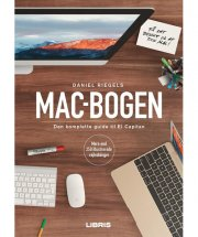 mac bogen - den komplette guide til el capitan - bog