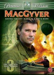 macgyver - sæson 3 - DVD