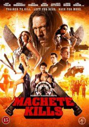 machete kills - DVD