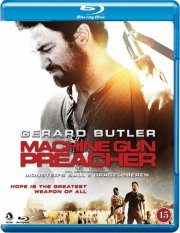machine gun preacher - Blu-Ray