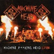 machine head - machine f**king head live - cd