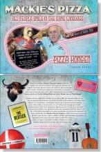 mackie's pizza - pizzakongen - bog