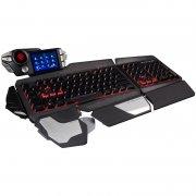 mad catz s.t.r.i.k.e. 7 gaming / gamer tastatur - Hardware Og Tilbehør