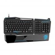 mad catz s.t.r.i.k.e. te mekanisk gaming / gamer tastatur - Tv Og Lyd