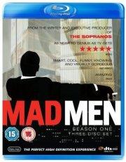 mad men - sæson 1  - Blu-Ray