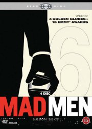mad men - sæson 6 - DVD