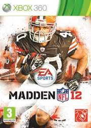 madden nfl 12 (nordic) - xbox 360