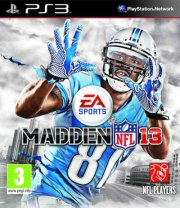 madden nfl 13 - nordic - PS3