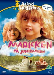 madicken på junibacken - DVD