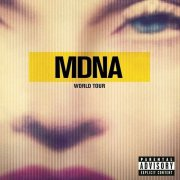 madonna - mdna world tour - cd