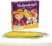 puslespil til børn - mad - Brætspil