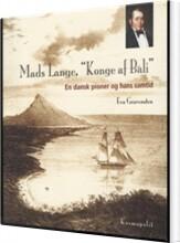 mads lange - dansk udgave - bog