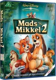 mads og mikkel 2 - disney - DVD