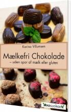 mælkefri chokolade - bog