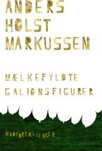 mælkefyldte galionsfigurer - bog