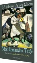 mælkemanden tevje - bog