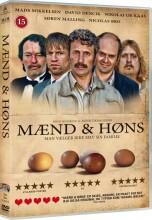 mænd og høns - DVD
