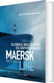 maersk line - bog
