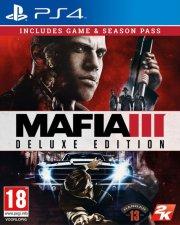 mafia 3 - deluxe edition - PS4