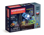 magformers magic space set - 55 dele - Byg Og Konstruér
