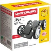 magformers wheel set - 2 dele - Byg Og Konstruér