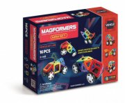magformers wow set - 16 dele - Byg Og Konstruér