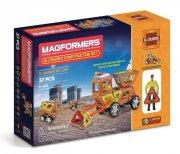 magformers xl cruisers construction set - 37 dele - Byg Og Konstruér