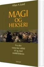 magi og hekseri - bog