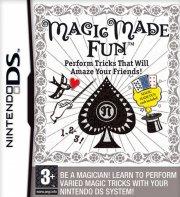 magic made fun (aka master of illusion) - nintendo ds