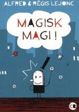 magisk magi ! - Tegneserie