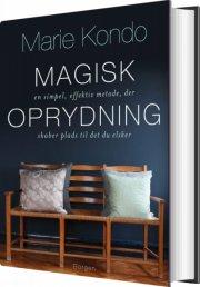 magisk oprydning - bog