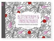 mal selv postkort - magiske øjeblikke: blomsterdrømme - Kreativitet