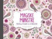 magiske øjeblikke postkort: magiske mønstre - bog