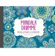magiske øjeblikke postkort: mandala-drømme - bog