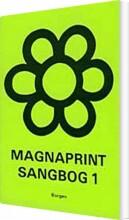 magnaprint sangbog 1 - bog