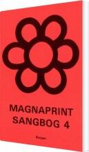magnaprint sangbog 4 - bog