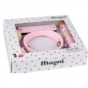 magni musiklegetøj - pink - Kreativitet