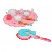 magni legetøjstesæt - pink - Rolleleg