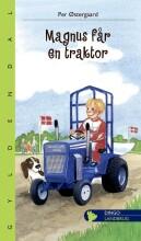 magnus får en traktor - bog
