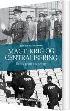 magt, krig og centralisering - bog