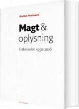 magt & oplysning - bog