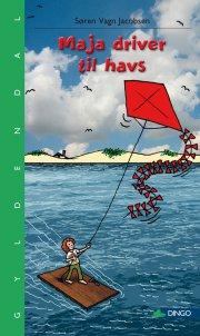 maja driver til havs - bog